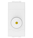 Variator cu actionare prin rotire 50- 1000W,  living light, 1 modul, BTICINO