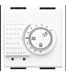Termostat electronic ambianta 1com 2A, alb, BTICINO