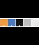 Grila pentru aplicatii personalizate (numai cadru, fara tesatura) pentru difuzor,  TUTONDO
