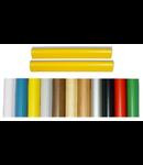 Pereche de laturi pentru difuzor,  papiro, ABS galben, TUTONDO