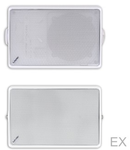 Difuzor de perete sau raft, cu suport de fixare,2-cai, 60W, 8 ohm, alb, TUTONDO