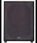 Subwoofer amplificat 150 W, cu filtru reglabil, TUTONDO