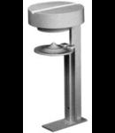 Difuzor acustic pentru instalatii in aer liber si rezidentiale, 2-cai, 80 ohm si 100 V transformator,  24-12-6W RMS, alb, Tutondo