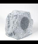Difuzor activ, de tip roca,  pentru instalatii exterior, 2-cai 30W, 100V transformator, IP55, TUTONDO