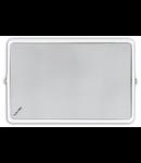 Difuzor exterior, cu suport reglabil, 1 -cale, 8W 24V 98dB, IP54, alb, TUTONDO