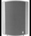 Difuzor pentru aplicatii profesionale, bass reflex, 2-cai 80ohm, 100W, 46-24-12W, alb,  TUTONDO