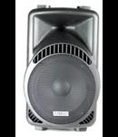 Difuzor pentru uz profesional, 2-cai, 8 ohm, 200W, RMS, putere 380W muzica, SPL 1W/1m 92.5 dB, Max 115.5dB, 65Hz-20KHz, Tutondo