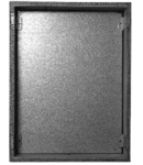 Cadru incastrat pentru gips-carton, pentru difuzor invizibil, TUTONDO
