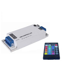 Controler RGB cu intrare audio control si telecomanda 12A