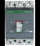 Intrerupator automat industrial tripolar, 3P, N125/ 80A   35kA