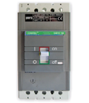 Intrerupator automat industrial tripolar, 3P, S400/ 280-400A, 50kA