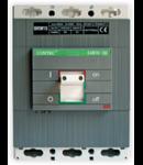 Intrerupator automat industrial tripolar, 3P, S800/ 630A, 65kA