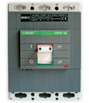 Intrerupator automat industrial tripolar, 3P, S800/ 800A, 65kA