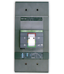 Intrerupator automat industrial tripolar, 3P, H1600/ 500-1250A, 85kA