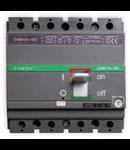 Intrerupator automat industrial tetrapolar, 3P+N, DAM 1N-160, 112-160A, 35kA