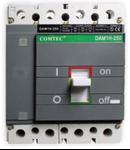 Intrerupator automat industrial tetrapolar, 3P+N, DAM 1H- 250, 175-250A, 65kA