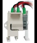Contact combinat, auxiliar x2+ alarma , 800-3200FB