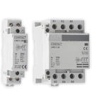 Contactor modular, 20A 1NO+1NC  230V
