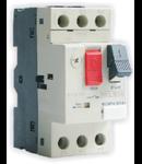 Motor Protector pe Sina DIN, DZS12-M08 (GV2) 2.50-4.00/ 10A