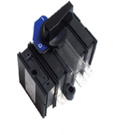 Separator tripolar fara protectie cu maneta rotativa 3P, RA 100/ 100A