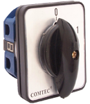 Comutator cu came 0-1,  2P/1ETAJ /LW26    20A