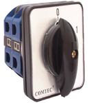 Comutator cu came 0-1,  3P/2 ETAJE /LW26    63A