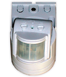 Senzor miscare reglare vert+oriz, in infrarosu cu deschidere 140°, 1200W-ST08
