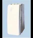 Intrerupator modular simplu, alb 1001,STIL