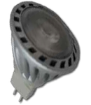 LED Spotlight - 5W GU5.3 12V  ??? Chip  4500K VT-1805