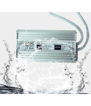 LED-uri - Sursa de alimentare - 60W 12V 5A metal rezistent la apa, VT-22060