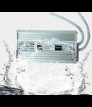 LED-uri - Sursa de alimentare - 150W 12V 12.5A metal rezistent la apa, VT-22150