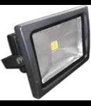LED Proiector 20W V-TAC Clasic, PREMIUM Reflector, grafit corp alb cald VT-4720