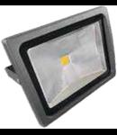 LED Proiector 50W V-TAC Clasic, PREMIUM Reflector, grafit corp alb VT-4750