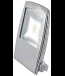 LED Proiector 10W V-TAC Design, gri corp alb, VT- 4410