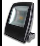 LED Proiector 10W V-TAC Design, grafit  corp alb, VT- 4410G