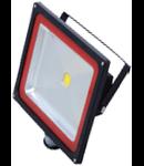 LED Proiector 30W V-TAC Senzor PREMIUM, alb cald, VT-4030PIR