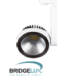Led EURO 30W- Track  luminos COB, Bridgelux chip alb cald, VT-4930 T