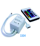 Controler infrarosu cu telecomanda 24 Butoane, VT-4083