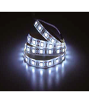 Banda LED- 30 LED-uri RGB Non-rezistent la apa , 10W/12V, VT-5050 IP20