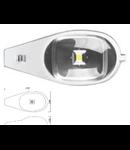 Lampa stradala cu LED 50W