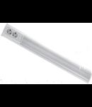 Corp de iluminat pentru tuburi fluorescente ,10W, TG-3113.05110