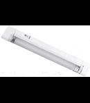 Corp de iluminat pentru tuburi fluorescente, 8W, TG-3113.07108