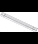 Corp de iluminat pentru tuburi fluorescente, 15W, TG-3113.08115