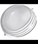 Lampa exterior 1x max100W, E27/IP54/ Alb, TG-3201.09