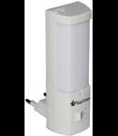 Lampa de veghe cu led, 4 x 0.1W, verde,  TG-3111.064014