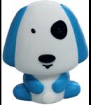 Lampa de veghe cu led, 4 x 0.1W,  albastru, TG-3111.124013