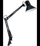Lampa de birou, 1 x max. 60W, negru, TG-3108.02602