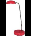 Lampa de birou,  1LED COB, max. 3.6W , rosu, TG-3108.09043