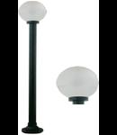 Glob pentru lampa de gradina IP44, 1xE27, max. 40W, auriu, TG-3201.213
