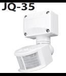 SENZOR PREZENTA  alb, IP44, JQ-35